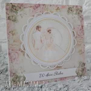 kartka ślubna - ślub, życzenia, prezent, święto