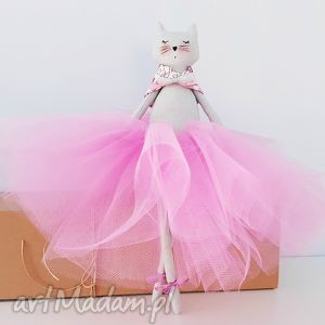 kot baletnica - ,kot,cat,tilda,meow,baletnica,tiulowa,