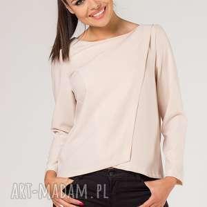 tessita bluzka agata 1, elegancka, asymetryczna, modna, asymetria, casual