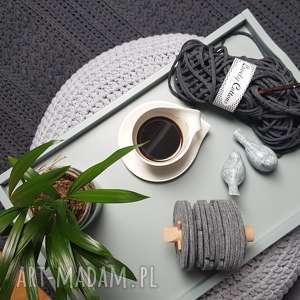 handmade dywany prostokątny dywan szydelkowany 260x200 cm