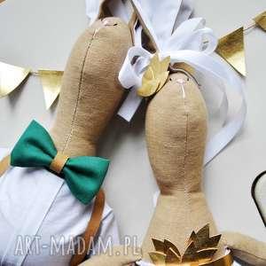 ślub para ślubna prezent zamiast kwiatów na ślub