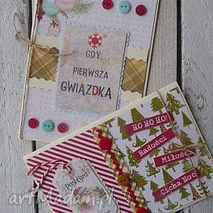kartka święta - majuhandmade, scrapbooking, kartka, święta