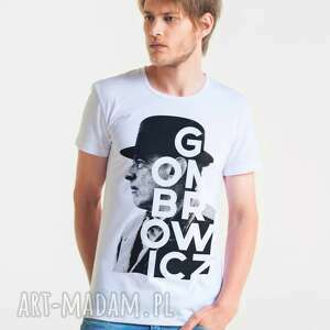 Gombrowicz Artist T-shirt Męski, męski