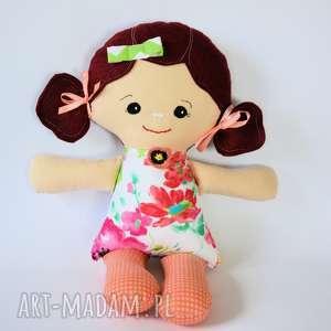 cukierkowa lala - kasia 40 cm, lalka, przytulanka, roczek, chrzciny, urodziny