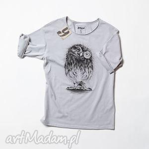 handmade bluzki sowa pójdźka koszulka
