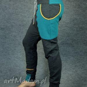 sportowe spodnie cameron - yoga, taniec, ciąża, dres, ciążowe, wygodne