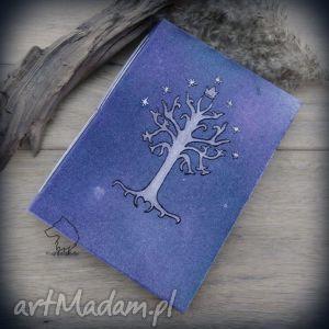 Notes A5 z płócienną twardą okładką i elastycznym grzbietem Gondor - ręcznie robiony
