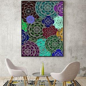 grafika plakat a3, plakat, plakaty, obraz, kwiaty, kwiatki, unikalny prezent
