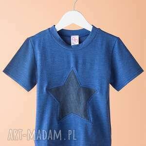unikalny prezent, koszulka chk06n, gwiazda, koszulka, stylowa, modna, dodokids