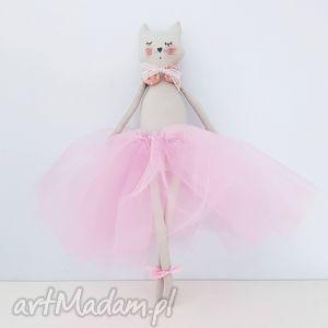 kotek baletnica - ,baletnica,kot,kotek,tiulowa,spódniczka,tilda,