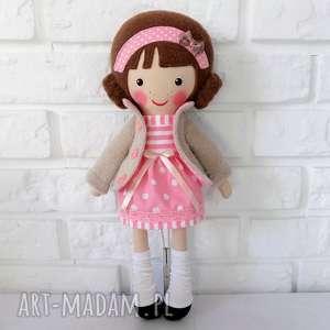 Prezent MALOWANA LALA MICHALINKA, lalka, zabawka, przytulanka, prezent, niespodzianka