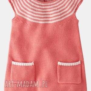 zamówienie p hanny, sukienka, kamizelka, ciepła, wygodna, dziecięca, wełniana