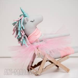 ręcznie zrobione upominki na święta jednorożec unicorn prezent