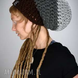 święta, dreadlove triquence 20, czapka, reggae, dready, dread, rasta, ciepła