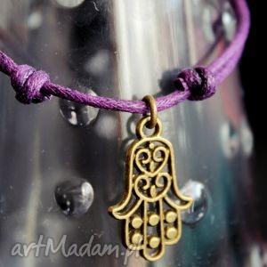 handmade make a wish - hamsa