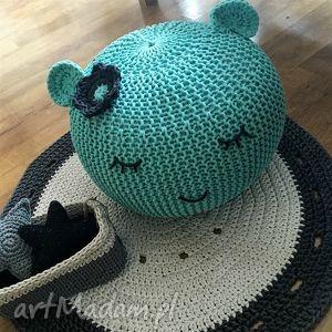 hand-made pokoik dziecka mila puf, pufa dla dzieci