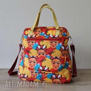 torebka listonoszka - frida, elegancka, nowoczesna, pakowna, prezent, święta