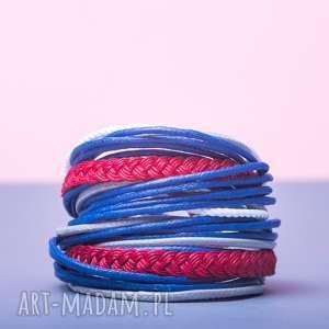 WHW Big Mess - Sailor Dream, sznurkowa, sznureczkowa, warkocz, drewno, marynarska,