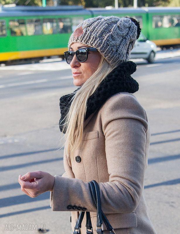 handmade czapki business instinct! wielbłąd