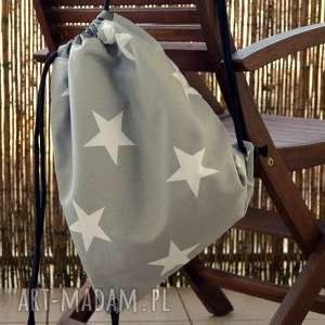 Prezent Plecak / worek, plecak, eko, gwiazdy, prezent