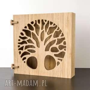 dom szafka na klucze drzewo 100 drewno bambusowe, bambus, szafka, klucze