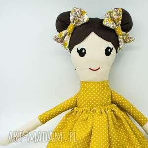 Szmaciana lalka, przytulanka xl, laleczka z haftem imiennym