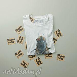 MUCHA GIGANT koszulka męska, tshirt, surowe, pocket, kieszen