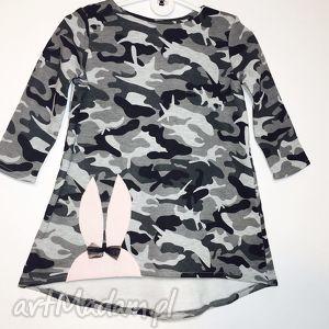 oryginalny prezent, noeli sukienka moro 104, moro, dla dziecka