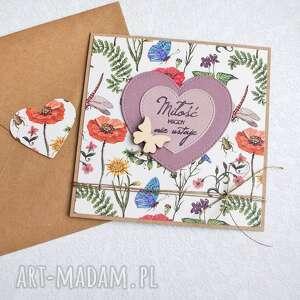 miłość nigdy nie ustaje nature lovers, ślub, ślubna, kwiaty polne