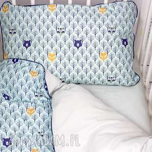 poszewka na pościel dla chłopca, poszewka, pościel, łóżko, chłopiec, pokój,