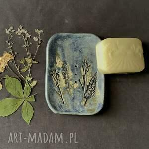 ceramystiq studio ceramiczna mydelniczka zielnik, ceramika użytkowa, wyposażenie