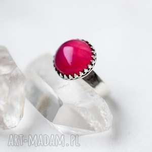 pierścień z agatem, agat, królewski, prezent, srebro, elegancki, wytworny