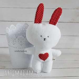 króliczek 173 - królik, przytulanka, maskotka zabawka