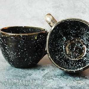 Galaktyczny kubek jumbo ceramika ceramicznosci galaktyka, kubek