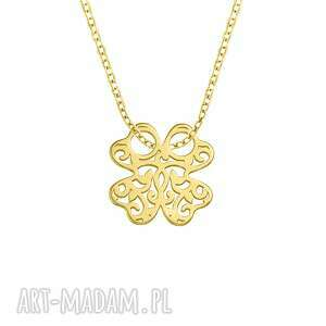 celebrate - clover 3 - necklace g