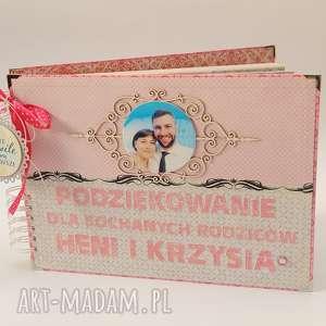 ALBUMY W PODZIĘKOWANIU DLA RODZICÓW , album, podziękowanie, ślub