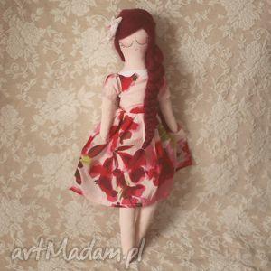 hand-made lalki różana bajka - lalka łucja
