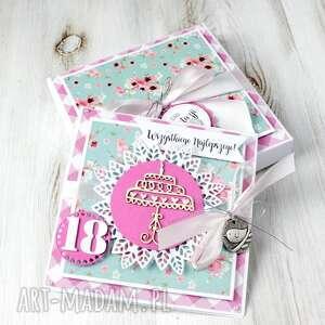 kartka na osiemnaste urodziny 18, kartka, prezent, urodziny, osiemnastka
