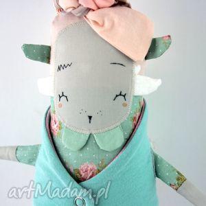 handmade zabawki lubawa lalka / przytulanka hand made