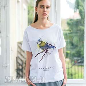 SIKORKA T-shirt Oversize, oversize