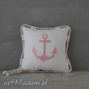 poduszka jaś marine - bogna - marine, marynistyczny, marynarski, jaś, poduszka