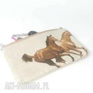 gawka konie, koń, etui, saszetka, podróżna