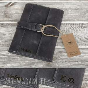 ręczne wykonanie notesy ręcznie robiony skórzany notes, okładka na zeszyt format