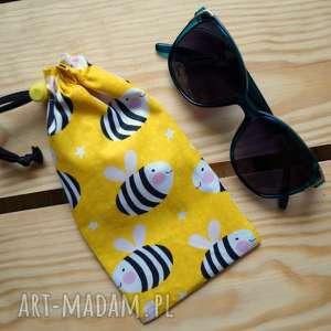 etui / bawełniany woreczek na okulary, woreczek, etui, okulary słoneczne