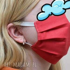 Maska maseczka ochronna kosmetyczna bawełniana streetwear męska