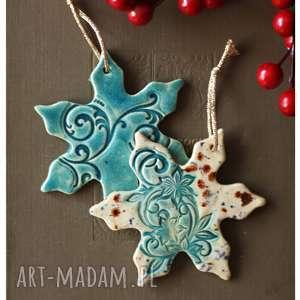 ręcznie zrobione pomysł na prezent pod choinkę zestaw gwiazdek świątecznych