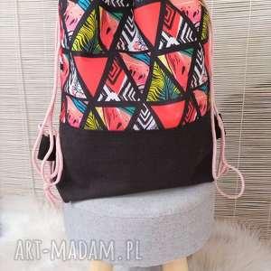 worek plecak arbuzy, worek, plecak, spacery, szkoły, przedszkola, zakupy