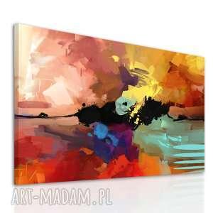 obraz na płotnie - 120x80cm abstrakcja 0217