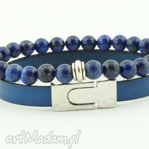 Skóra i Lapis Lazuli, lapis, lazuli, skóra, komplet