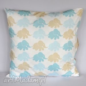 pinezka: Poduszka w słonie piękna ozdoba prezent!!